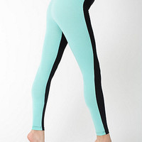 Cotton Spandex JerseyTwo-Sided Leggings