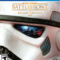 Star Wars: Battlefront - Deluxe Edition - PlayStation 4