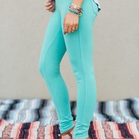 All Play Mint Jeggings