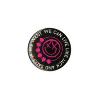 Blink-182 Jack & Sally Pin