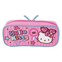 Hello Kitty Pencil Pen Pouch / Pencil Case : Lovely Kitty $13.99