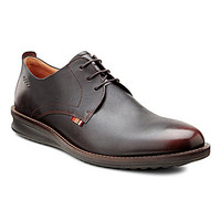 ECCO Men's Contoured Dress Oxfords - Rust