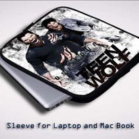 Teen Wolf Cover Z0321 Sleeve for Laptop, Macbook Pro, Macbook Air (Twin Sides)