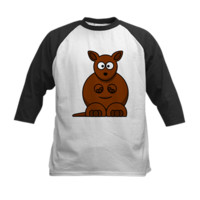Funny lovely kangaroo Tee> Funny t shirt for kids> Funny T-shirts Online