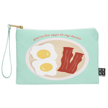Allyson Johnson You Are The Eggs To My Bacon Pouch