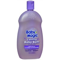 Baby Magic Calming Baby Bath , Lavender & Chamomile