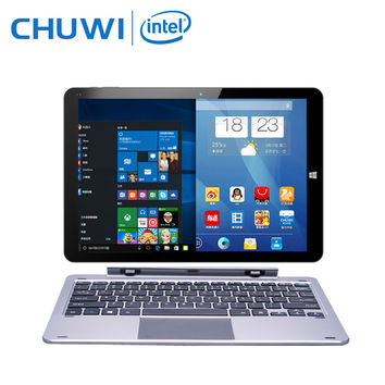 12 inch Tablet PC Chuwi Hi12 Dual OS Intel Cherry Trail Z8350 4GB RAM 64GB ROM 11000mAh Windows 10 Android 5.1 Micro USB 3.0