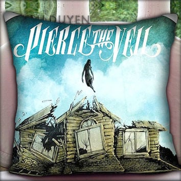 Pierce The Veil Cover Album - Pillow Cover Pillow Case and Decorated Pillow.