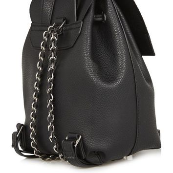 MINI Chain Backpack - Bags & Purses - Bags & Accessories