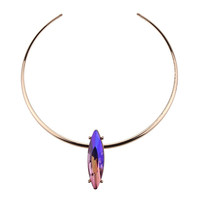 Sweet Gem Choker Necklace