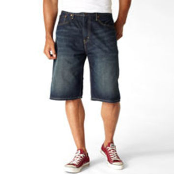 Levi's 569 Blue Shorts - Men's