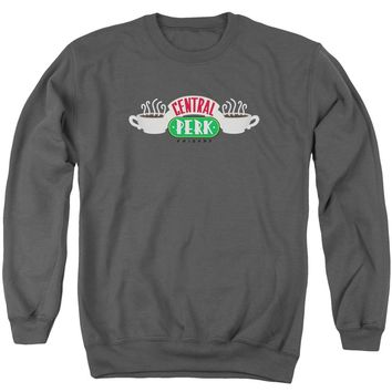 Friends - Central Perk Logo Adult Crewneck Sweatshirt
