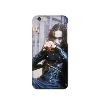 P2733 The Crow Brandon Lee Phone Case For IPHONE 6S