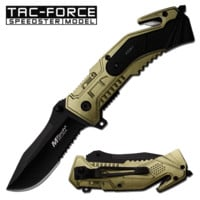 OD Green Tactical Army Knife