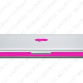 13 Macbook Pro Wrap Hot Pink by kellokult on Etsy