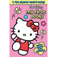 Hello Kitty Board Book Set