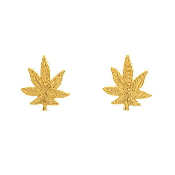 Mary Jane Stud Earring