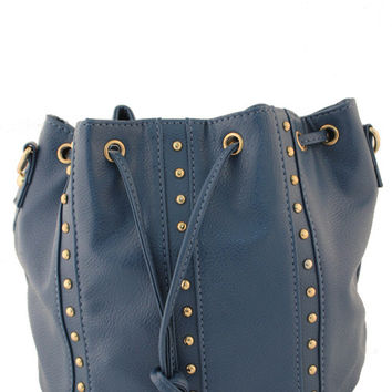 Maliyah Mini Bag- Navy