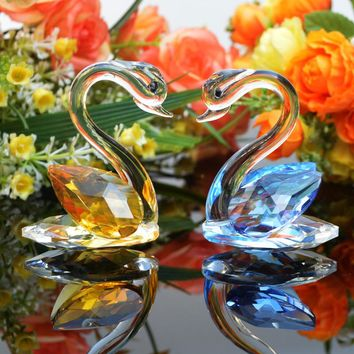 Beautiful Handmade Crystal Figurines