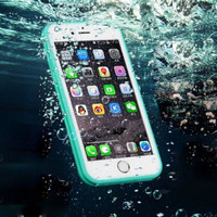 Cool Waterproof Dustproof iPhone 7 7Plus & iPhone se 5s 6 6s Plus Case -0320