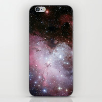 Nebula star Eagle constellation galaxy hipster NASA space stars hipster geek sci fi landscape photo iPhone & iPod Skin by IGallery