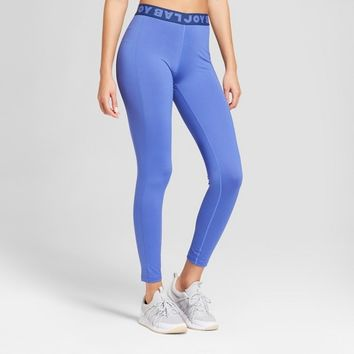 Women's Performance Branded Elastic Waistband leggings - JoyLab™