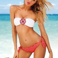 Bejeweled Bandeau Top - Beach Sexy® - Victoria's Secret