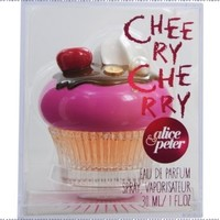 Alice & Peter Cheery Cherry Eau de Parfum Spray for Women, 1 Ounce:wanali:Beauty