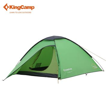 3-Person 3-Season Outdoor Lightweight Instant Dome Tent