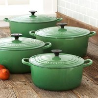 Le Creuset Fennel Round French Ovens