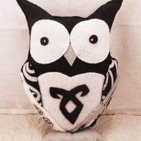 Shadowhunt-Owl: Owl Plush
