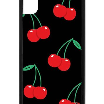 Black Cherry iPhone Xr Case