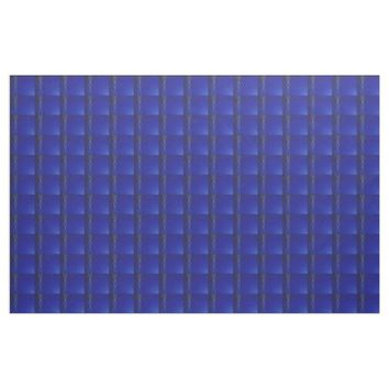 Dark Blue Lights Fabric