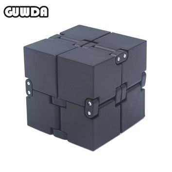 New Fashion Infinity Cube Mini Fidget Cube Cubos Magicos Puzzles Stress relief Spinner Game Neo Cube Antistress Autism ADHD Toys
