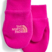 The North Face Infant Girl's 'Baby Nugget' Mittens ,