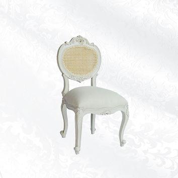 Rattan French Dining Chair