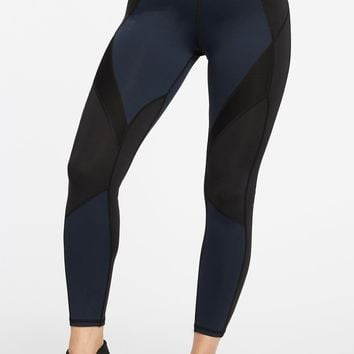 Michi Extension High Waist Legging - Navy