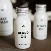 Apothecary Department Beard Oil