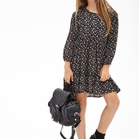 Ditsy Floral Ruffled Dress (Kids)