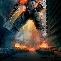 Pacific Rim UV Poster v015 Key Art 27 X 40