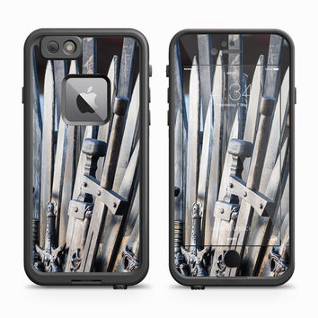Throne of Swords Skin for the Apple iPhone LifeProof Fre Case