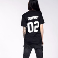 The Tomboy Birthday Tee