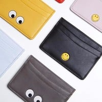 """Eye Contact"" Card Holder"