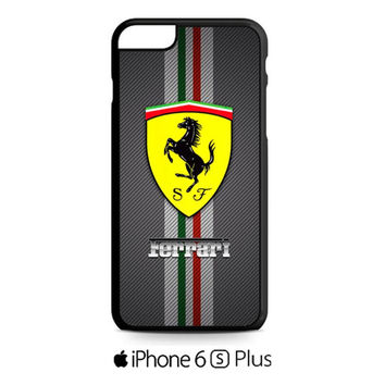 Ferrari iPhone 6S  Plus  Case
