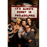 It's Always Sunny In Philadelphia Poster Best Dorm Stuff Supplies For College Students