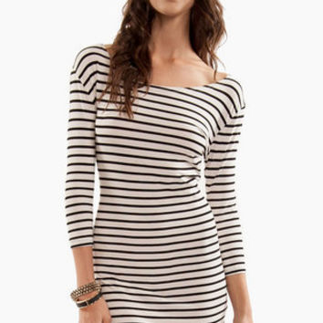Sailor Striped Dress $29