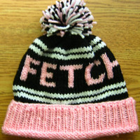 "Mean Girls ""So Fetch"" Beanie"