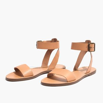 The Boardwalk Ankle-Strap Sandal : shopmadewell sandals | Madewell