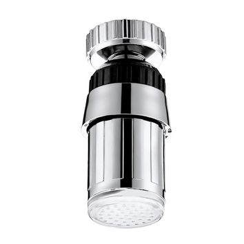 Water Stream Shower LED Faucet Taps