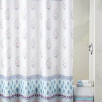 Dena Home Boho Shower Curtain and Matching Items